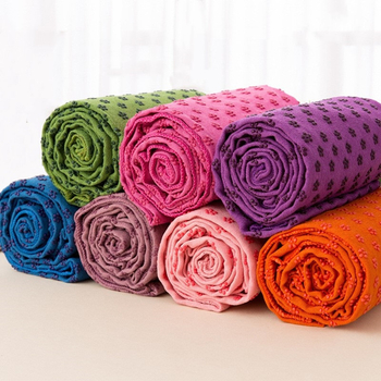 Under the influence of NCP, gym towel, yoga blanket demand goes up